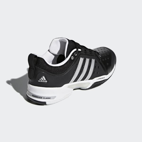 f8e7379c7 Barricade Classic Wide 4E Shoes Core Black   Silver Metallic   Cloud White  CP8694