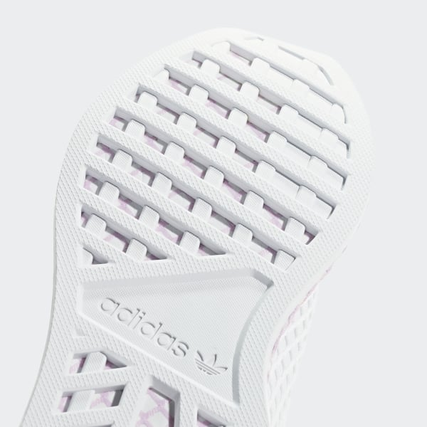 sports shoes e0f7a 6810e Deerupt Runner Shoes Ftwr White  Ftwr White  Clear Lilac B37601