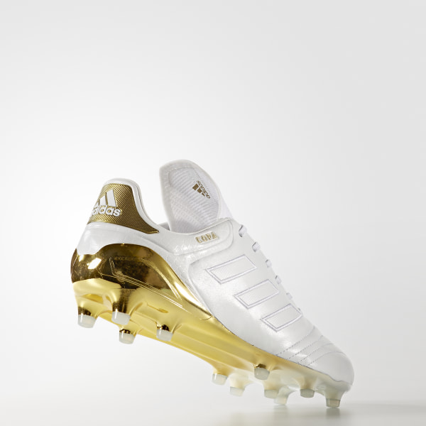 meet 43781 00fc3 Copa 17.1 Crowning Glory Firm Ground Cleats Cloud White  Cloud White  Gold  Metallic BY2512