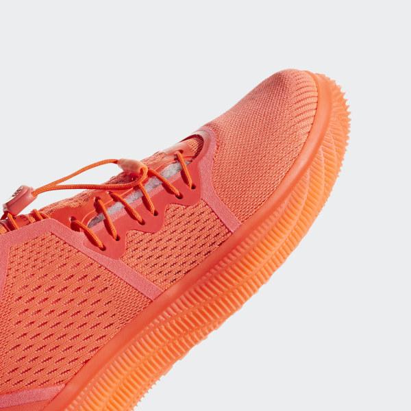 1e4ed1cce Pureboost Trainer Shoes Solar Red   Solar Red   Core Black F36388