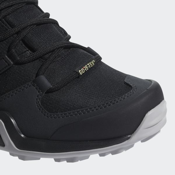 2bd54a8ce12 Terrex Swift R2 Mid GTX Shoes Core Black Core Black Ash Green CM7651