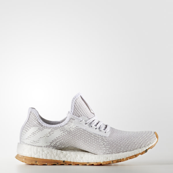 46cd57855 Pure Boost X ATR Shoes Cloud White   Crystal White   Pearl Grey BB3797