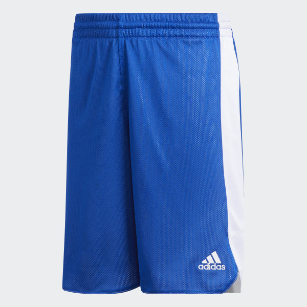 fd7cfe341338 Crazy Explosive Reversible Shorts Collegiate Royal   White CG1290