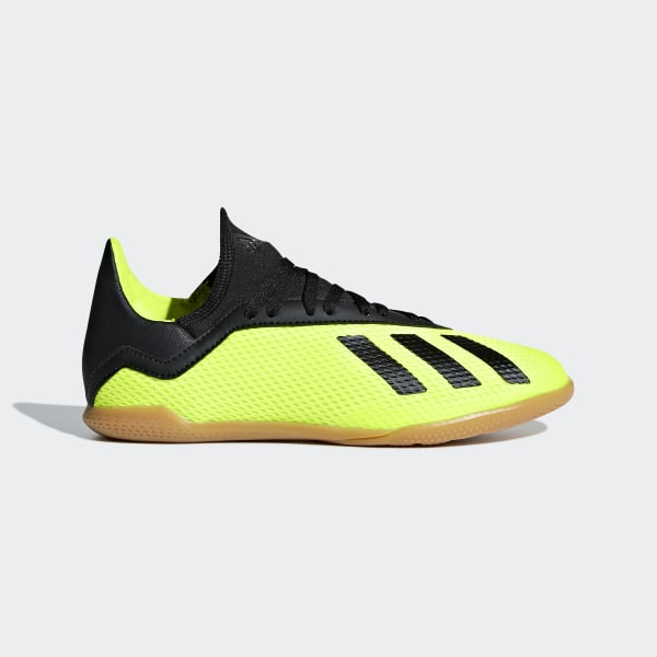 Zapatilla de fútbol sala X Tango 18.3 Indoor Solar Yellow   Core Black    Solar Yellow bbc894d9588f5