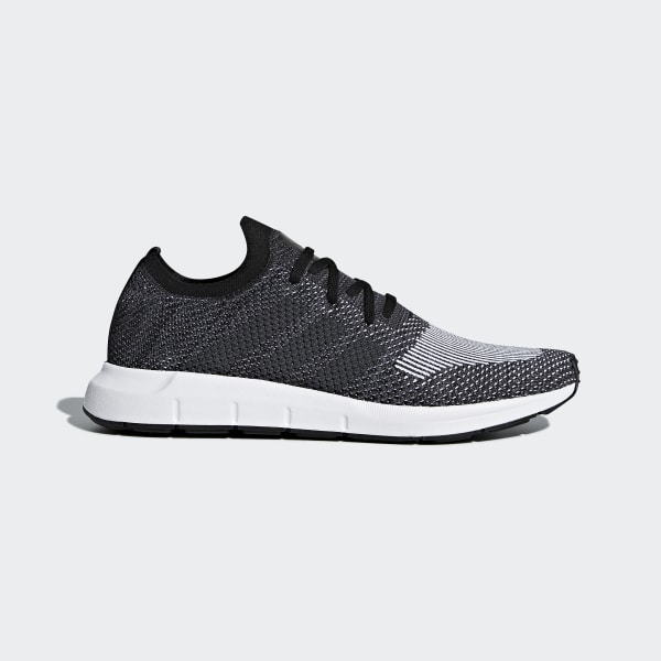 f08cbfdfdf33b Swift Run Primeknit Shoes Core Black   Grey Five   Medium Grey Heather  CQ2889