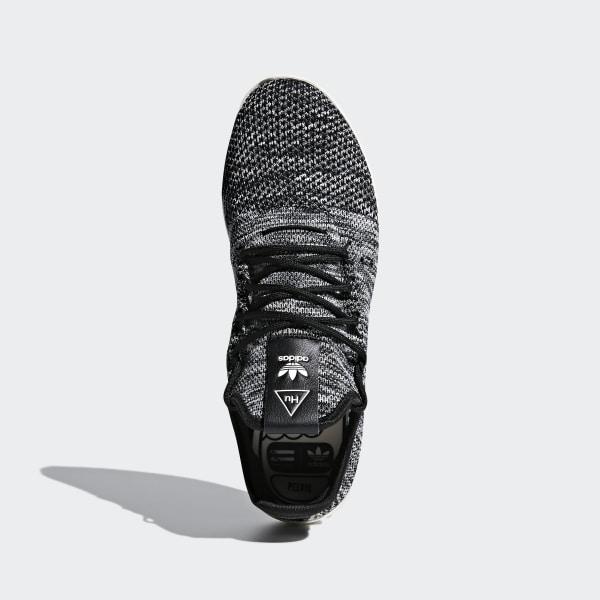 19f2da0a4 Pharrell Williams Tennis Hu Primeknit Shoes Chalk White   Core Black    Cloud White CQ2630