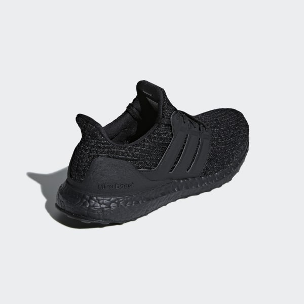 Ultraboost Shoes Core Black   Core Black   Active Red F36641 1b794b963