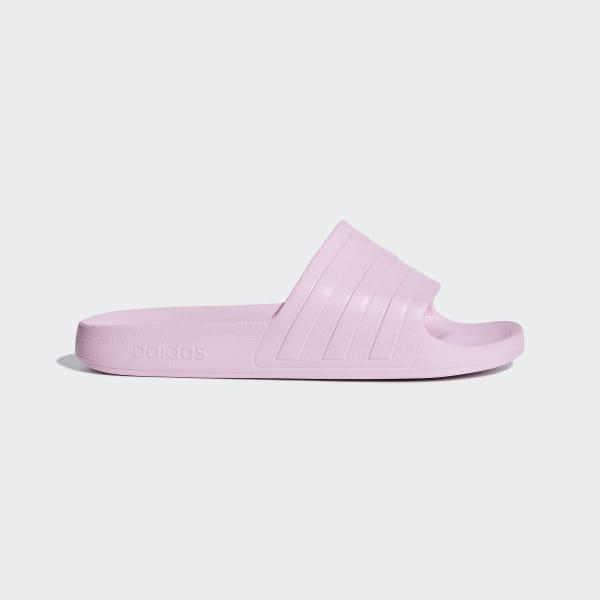 54d2c9125 Adilette Aqua Slipper Aero Pink   Aero Pink   Aero Pink F35547