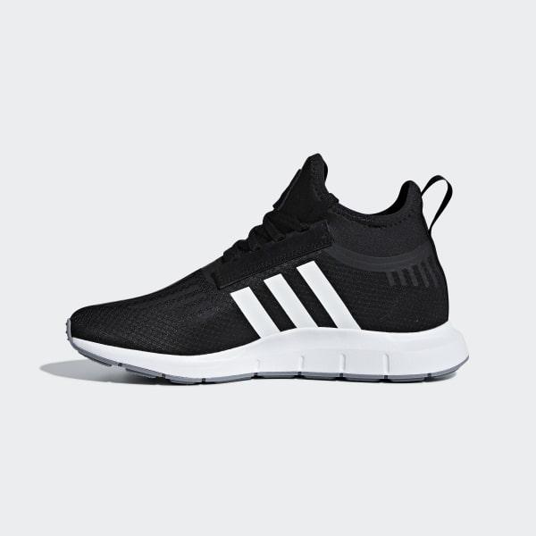 1bbc173180cee Swift Run Barrier Shoes Core Black   Cloud White   Grey B37701
