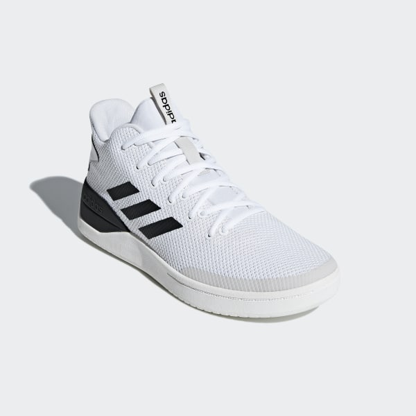 B-Ball 80s Shoes Ftwr White   Core Black   Grey One B44834 8b5c5829b3c