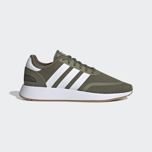 online store 37872 87c7e N-5923 Shoes Green  Ftwr White  Gum4 CM8410