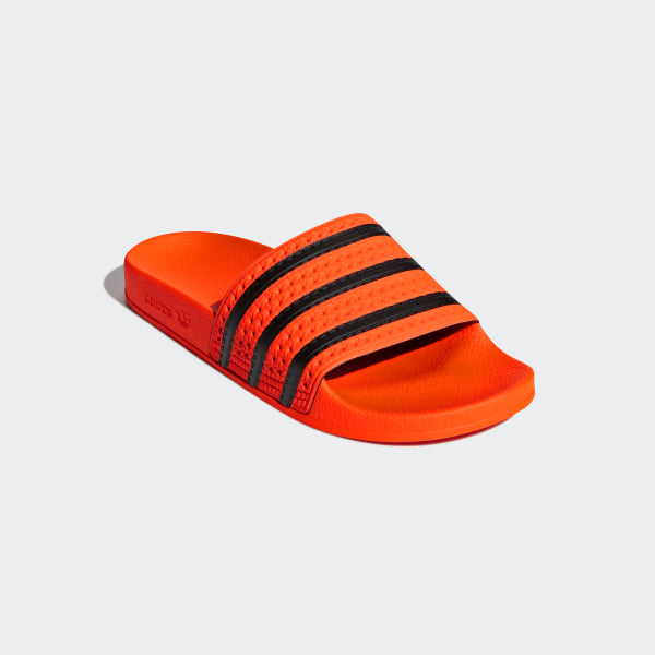 189dd54a8 Adilette Slides Active Orange   Core Black   Active Orange CM8442