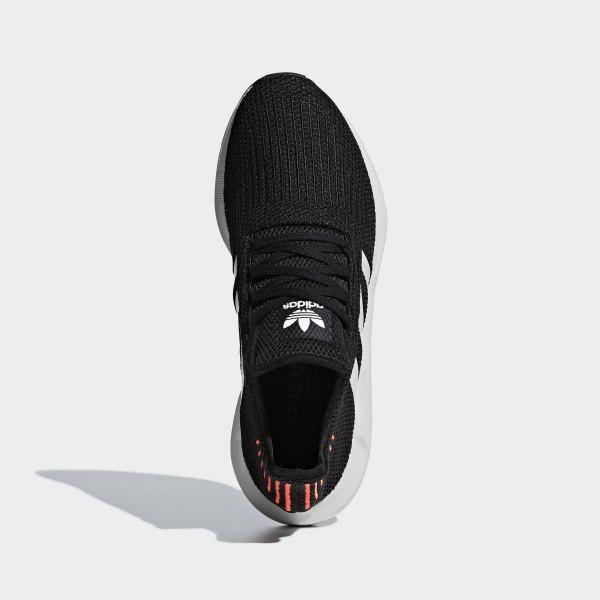 2e0ef18a994b Swift Run Shoes Core Black   Cloud White   Grey B37730