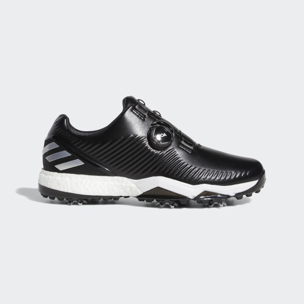 official photos 8caef b60f1 Adipower 4orged Boa Shoes Core Black  Silver Met.  Ftwr White F34184