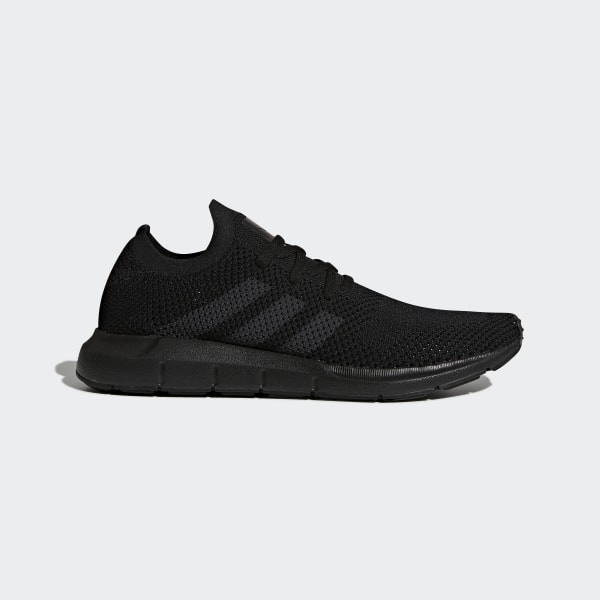 50cf3f4fa14 adidas Swift Run Primeknit Shoes - Black