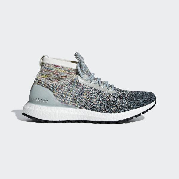 Sapatos Ultraboost All Terrain LTD Ash Silver   Carbon   Core Black CM8254 fcc22cd2bfffd