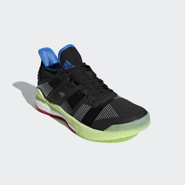 separation shoes bcbd3 07290 Stabil X Shoes Core Black  Core Black  Hi-Res Yellow BD7410