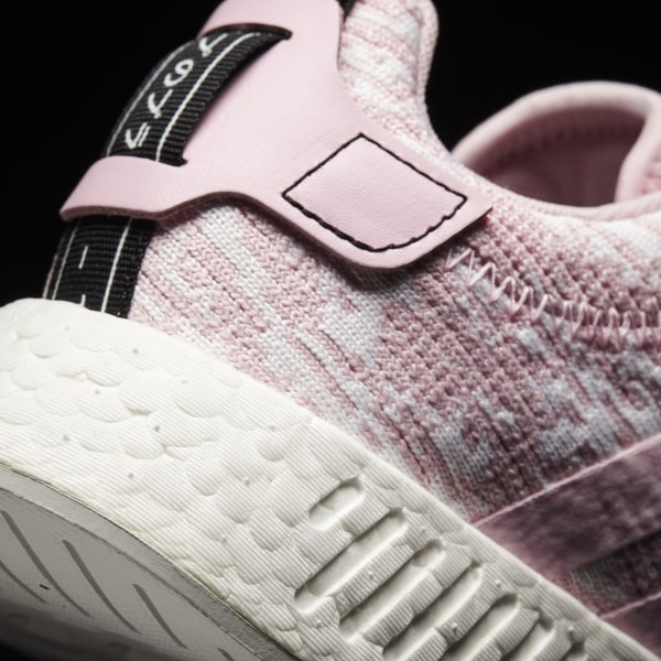 55aac4469e208 NMD R2 Shoes Wonder Pink   Wonder Pink   Core Black BY9315