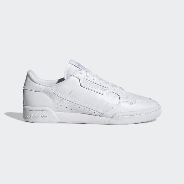 half off 9d7d9 1544a Chaussure Continental 80 Ftwr White   Ftwr White   Grey One CG7120