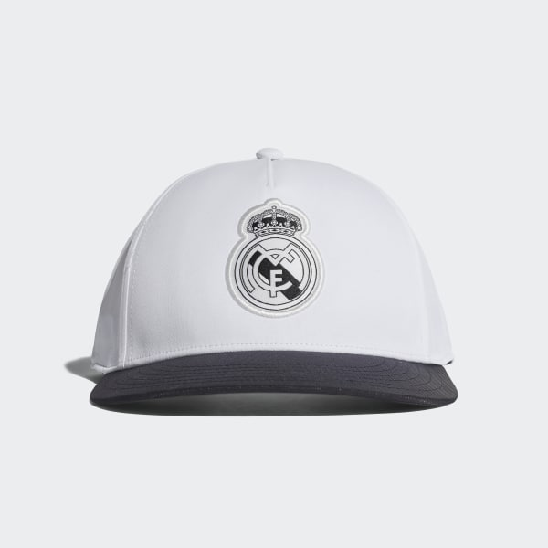 adidas Real Madrid Cap - White  dceb58acea8