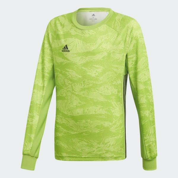 adidas AdiPro 19 Goalkeeper Jersey - Green  60b3d102b