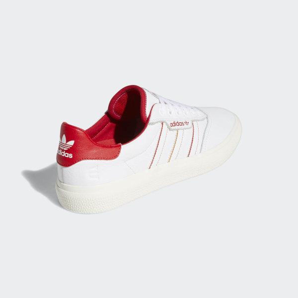 huge selection of 4e85c 663ab 3MC Vulc Evisen Shoes Cloud White  Scarlet  Gold Metallic DB3506