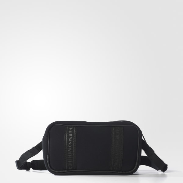 adidas Crossbody Sport Bag - Black  ee49ced199fea