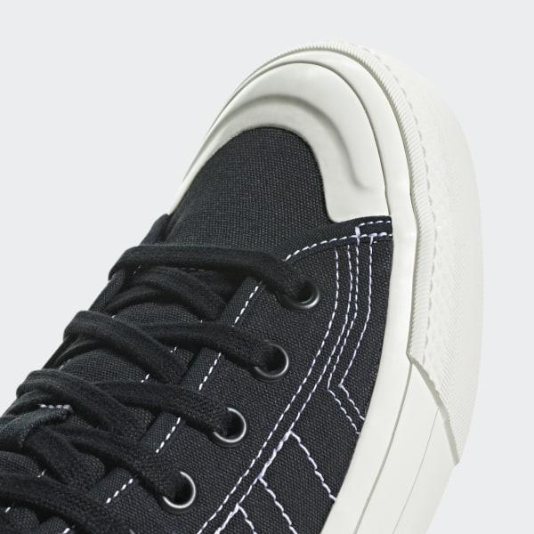 4f47985d159d Nizza RF Hi Shoes Core Black   Ftwr White   Off White F34057