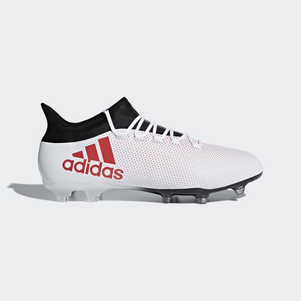 new arrival ab050 49cec Zapatos de Fútbol X 17.2 FG GREY REAL CORAL S18 CORE BLACK CP9187