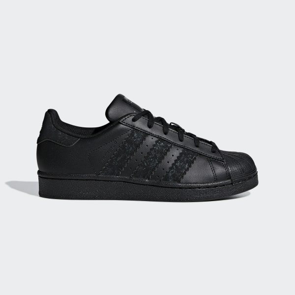 9f3e23b2c0344 adidas Superstar Shoes - Black