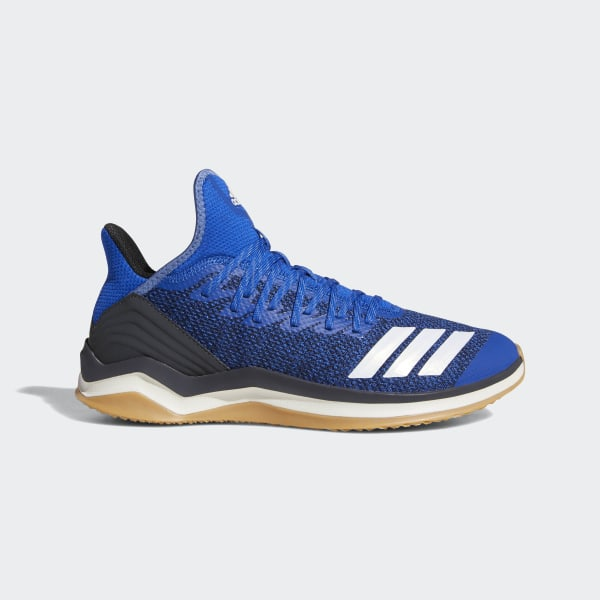 b612e627cf Icon 4 Trainer Shoes Collegiate Royal   Running White   Carbon CG5273