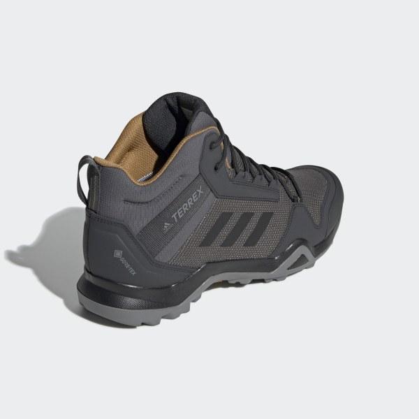 c5780d37789ce Terrex AX3 Mid GTX Shoes Grey Five   Core Black   Mesa BC0468