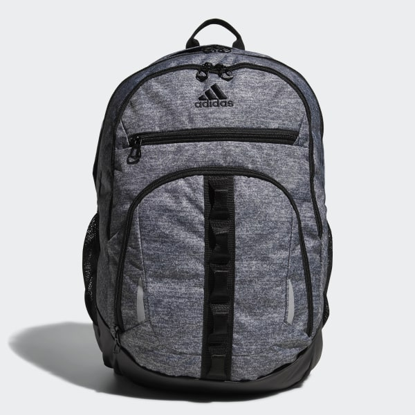 adidas Prime 4 Backpack - Grey  9366c91950506