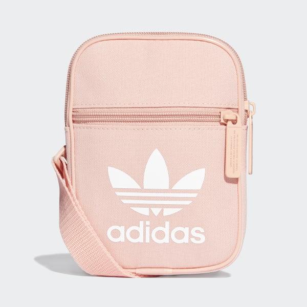 2ceb8e2bb0e1 Trefoil Festival Bag Dust Pink DV2406