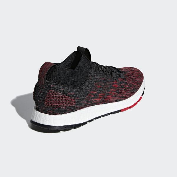 76a792ba5a8 Pureboost RBL Shoes Core Black   Scarlet   Scarlet CM8309