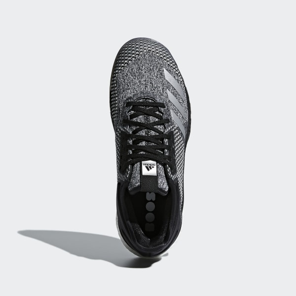 95848a5e0f2 Crazyflight X 2.0 Shoes Core Black   Silver Metallic   Cloud White CP8900