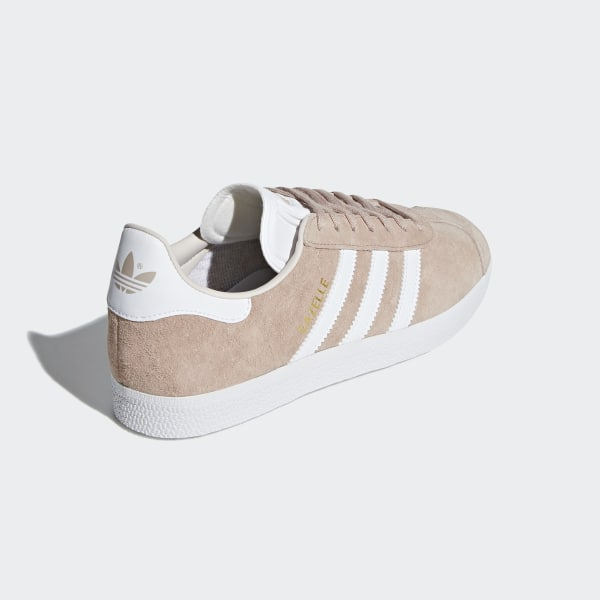 1e36fd4a46be2 Gazelle Shoes Ash Pearl   Ftwr White   Linen B41660