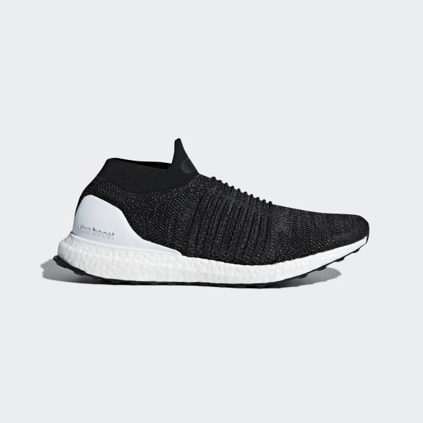 cbeb2c65d1e88 Ultraboost Laceless Shoes Core Black   Core Black   Cloud White BB6140