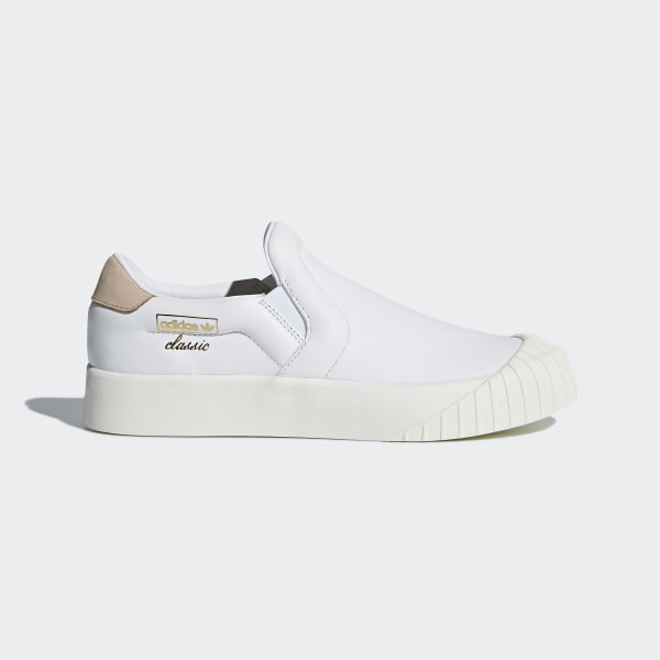 3d67f737ad9 adidas Everyn Slip-on Shoes - White