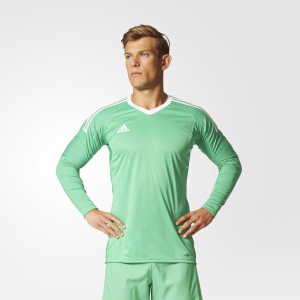 Revigo 17 Goalkeeper Jersey Energy Green   White AZ5395 76195ed47