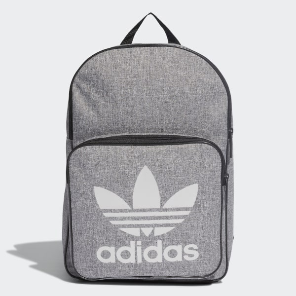 753f35055c2a Classic Casual Backpack Grey   White DV2391