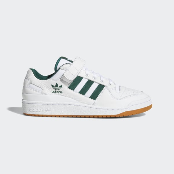 Adidas Forum Low Top Shoes White Adidas Us