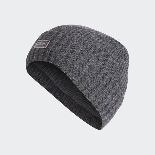 fe79b280d5e adidas Pine Knot Beanie - Grey