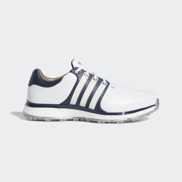 0353dba1a89 Tour360 XT-SL Shoes Cloud White   Collegiate Navy   Gold Metallic BB7914