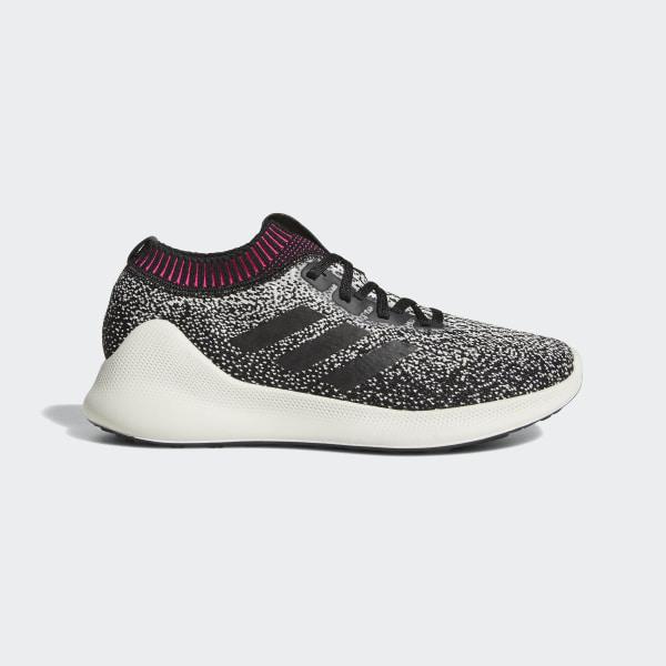 dc9cf6b03b2 Purebounce+ Shoes Cloud White   Core Black   Chalk Pearl B96494