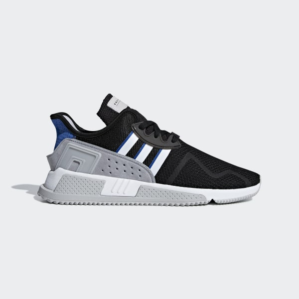EQT Cushion ADV Shoes Core Black   Cloud White   Collegiate Royal BB7177 9a88da67c