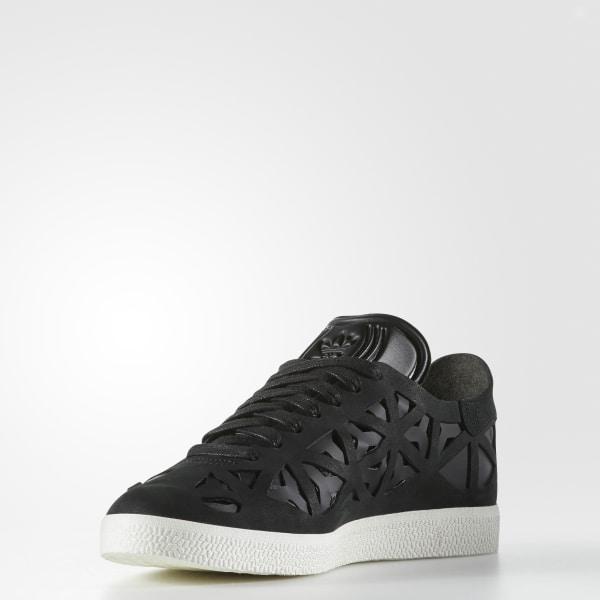 Gazelle Cutout Shoes Core Black Core Black Off White BY2959 2f77638e0