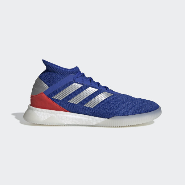 065a6df873db2 Zapatillas Predator 19.1 Bold Blue   Ftwr White   Active Red BB9081