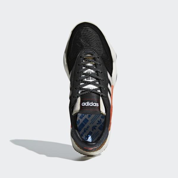 lowest price 0f3c2 9f782 adidas Originals by Alexander Wang Turnout Trainer Shoes Core BlackChalk  WhiteBold Orange