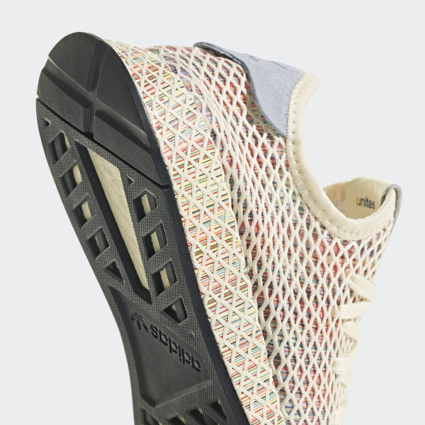 best cheap de532 9c669 Deerupt Pride Shoes Cream White  Ash Grey  Core Black CM8474